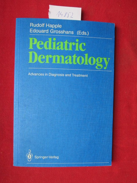 Pediatric dermatology : advances in diagnosis and treatment. EUR