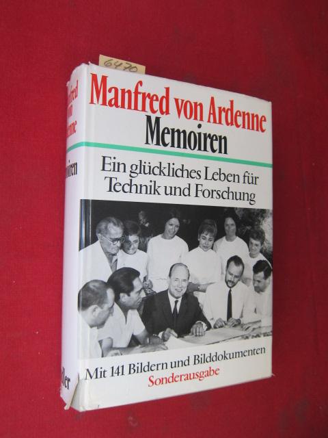 Memoiren - Ein glückliches Leben für Technik und Forschung. Autobiographie. EUR
