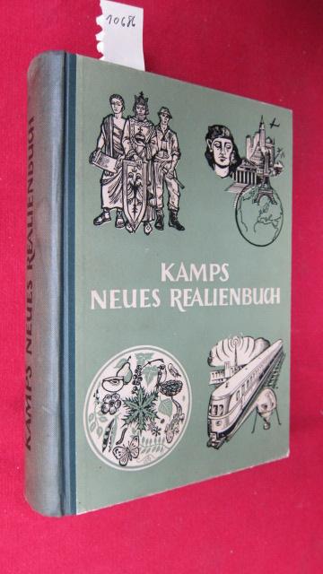 Kamps Neues Realienbuch. Genehmigt für den Gebrauch in Schulen. EUR