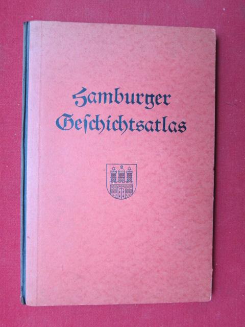 Hamburger Geschichtsatlas - Heimatkundliche Karten und Bilder. EUR