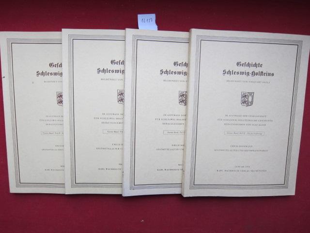 Spätmittelalter und Reformationszeit. Begründet von Volquart Pauls, hrsg. von Olaf Klose. EUR