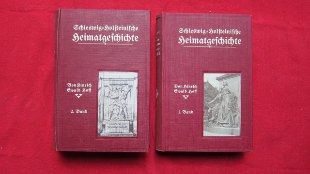 Schleswig - Holsteinische Heimatgeschichte - 1. und 2. Band. EUR