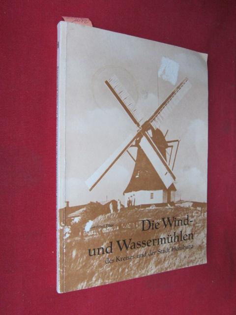Die Wind- und Wassermühlen des Kreises und der Stadt Flensburg. EUR