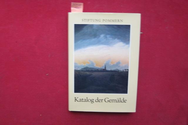 Katalog der Gemälde. EUR