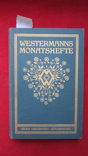 Westermanns Monatshefte EUR