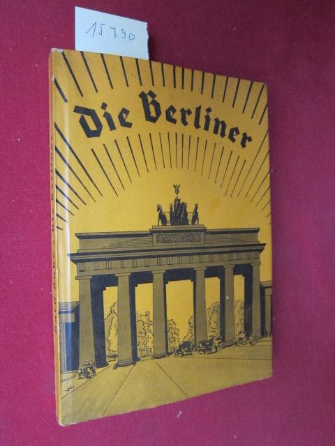 Die Berliner. [Hrsg.] von, Das deutsche Volk ; Bd. 1 ; EUR