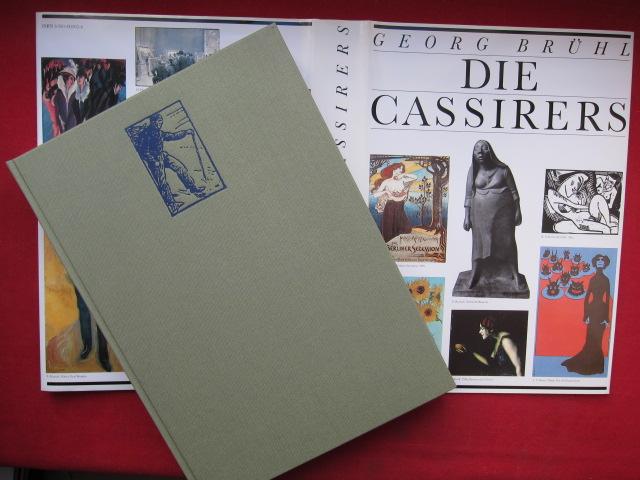 Die Cassirers : Streiter für den Impressionismus. Bibliothek des Börsenvereins des Deutschen Buchhandels e.V. <Frankfurt, M.> EUR