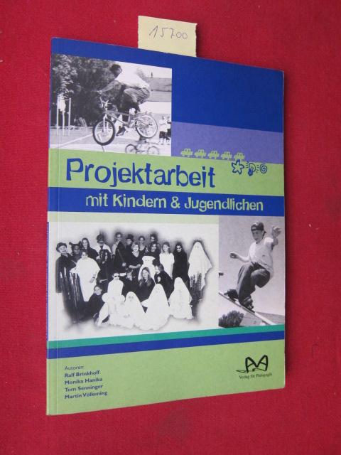 Projektarbeit mit Kindern & Jugendlichen. Illustr.: Saeko Katto. EUR