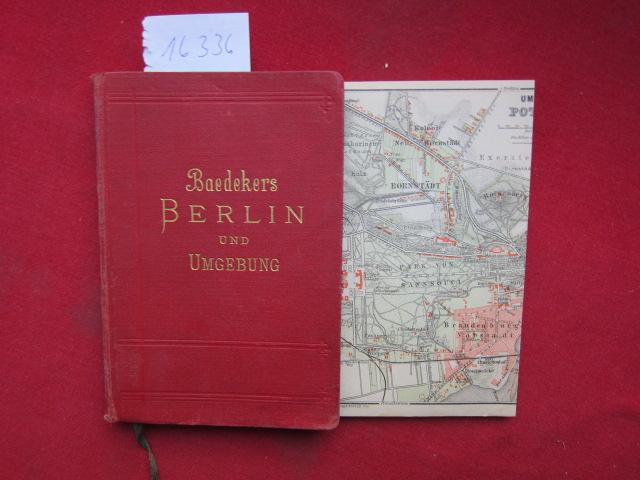 Berlin und Umgebung : Handbuch f. Reisende. EUR