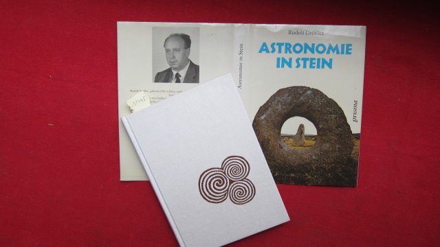 Astronomie in Stein : Archäologen und Astronomen enträtseln alte Bauwerke und Kultstätten. EUR