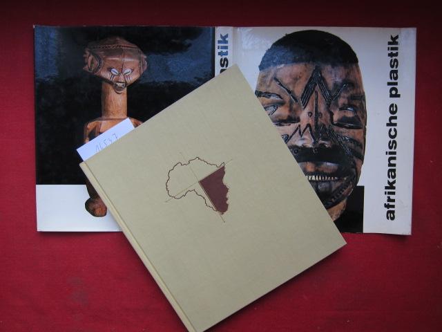 Afrikanische Plastik : Das Kunstschaffen d. ost- u. südafrikanischen Stämme. [Aus d. Tschech. v. Marie Vaníckova]. Photogr. v. Dominique Darbois. EUR