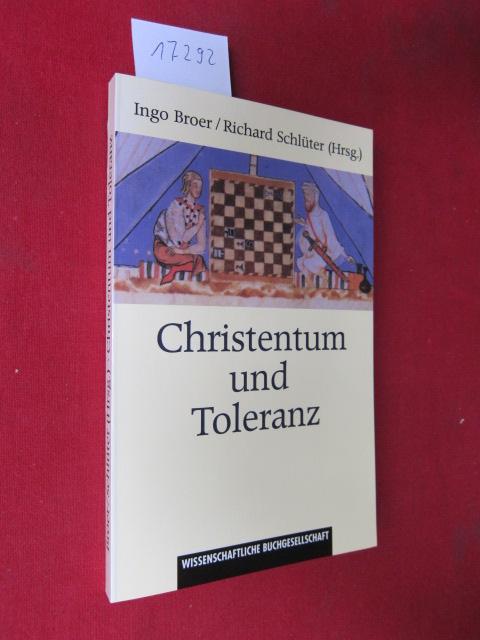 Christentum und Toleranz. EUR