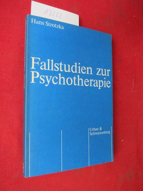 Fallstudien zur Psychotherapie. EUR