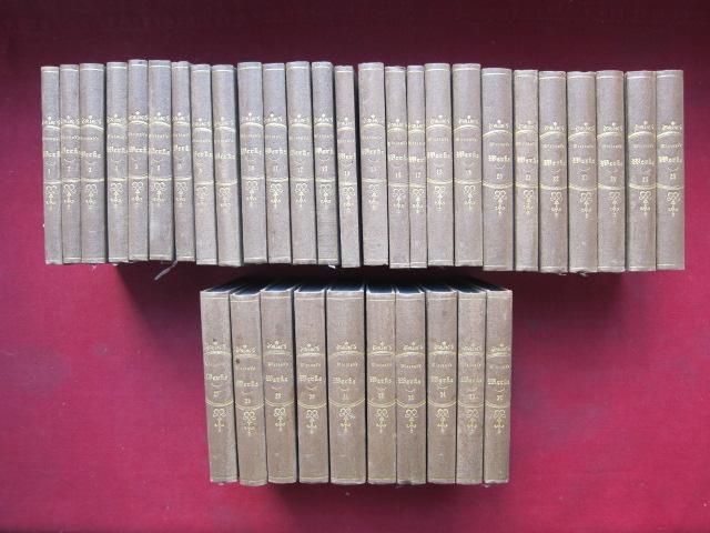 C. M. Wielands sämmtliche Werke : Band 1 - 36 (komplett) EUR