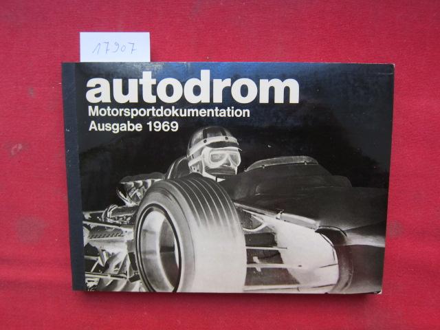 Autodrom [1] : Motorsportdokumentation. EUR