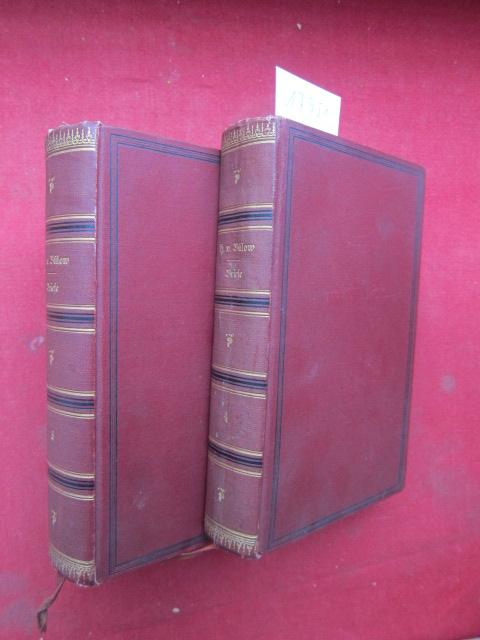 Briefe : 1864-1872 und 1872-1880 (2 Bände); Briefe und Schriften; Bd. 4 und 5. EUR