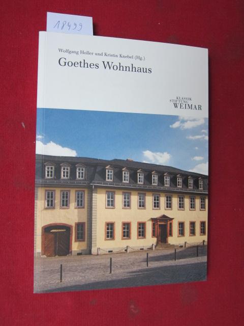 Goethes Wohnhaus. Klassik-Stiftung Weimar. EUR