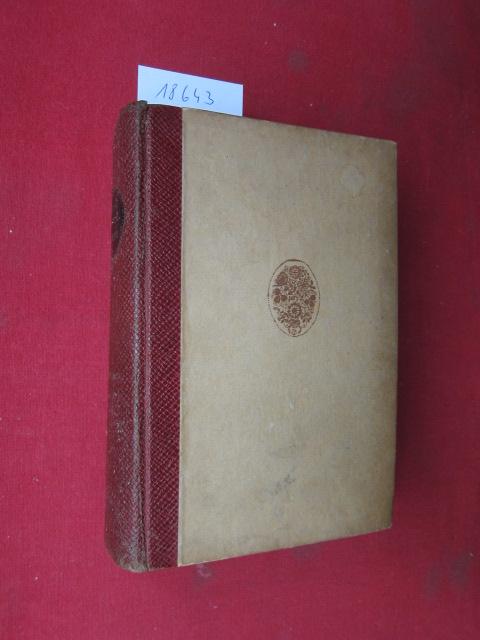 Giovanni Boccaccios Dekameron oder die 100 Erzählungen. Deutsch von D.W. Soltau. EUR
