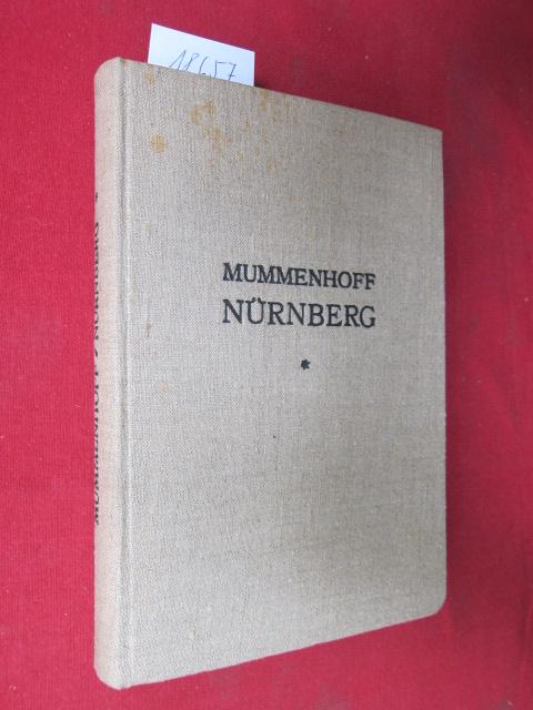 Aufsätze und Vorträge zur Nürnberger Ortsgeschichte. Gesammelte Aufsätze und Vorträge; Bd. 1. EUR
