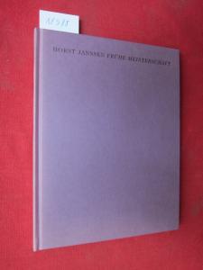Horst Janssen - Frühe Meisterschaft : Zeichnungen aus privaten Sammlungen ; [Gestaltung: Michael Sauer] EUR