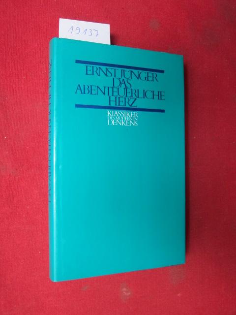 Das abenteuerliche Herz. 2. Fassung : Figuren u. Capriccios. Mit einem Nachwortvon Wolf Jobst Siedler. EUR