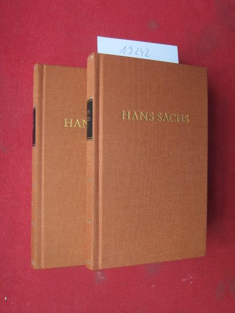 Werke in zwei Bänden. [Ausw., Einl. und Anm. von Reinhard Hahn. Textrevision: Erika Weber] / Bibliothek deutscher Klassiker. EUR
