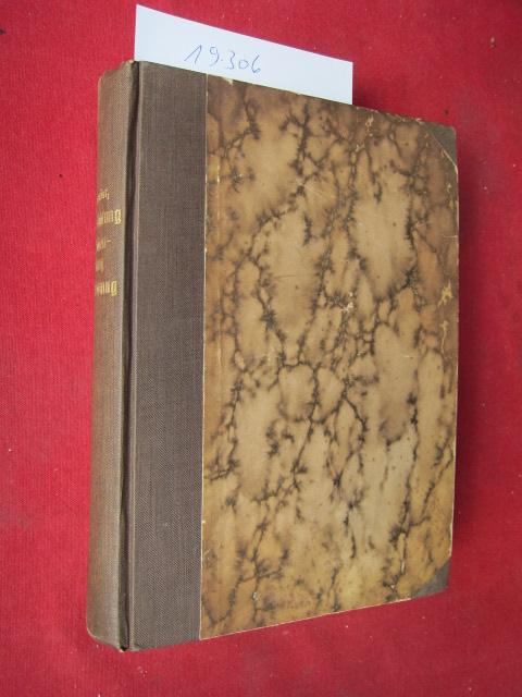 Heldendichtung, Geistlichendichtung, Ritterdichtung. Geschichte der deutschen Literatur, Bd. 1. EUR 0