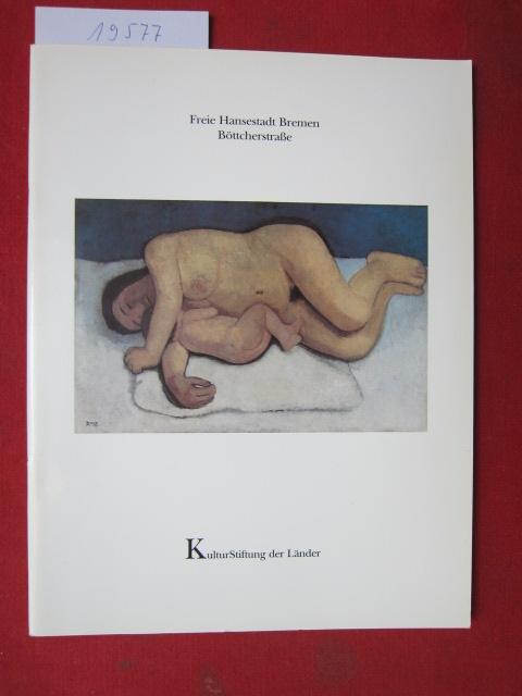 Liegende Mutter mit Kind von Paula Modersohn-Becker. Freie Hansestadt Bremen, Böttcherstrasse ; Kulturstiftung der Länder / Patrimonia 14. EUR
