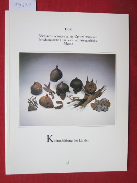 Keltische Waffen. Römisch-Germanisches Zentralmuseum, Forschungsinstitut für Vor- und Frühgeschichte, Mainz. Kulturstiftung der Länder. / Patrimonia 16. EUR