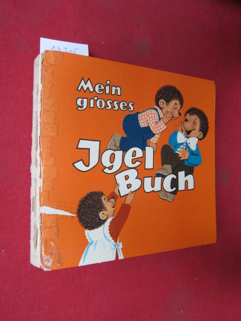 Mein großes Igel-Buch. [Illustr. v. Anny Hoffmann] EUR