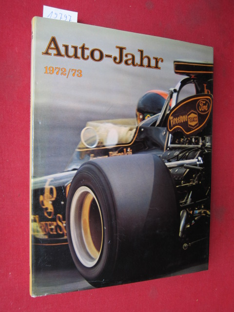 Auto-Jahr Nr. 20 - Ausgabe 1972-1973. EUR