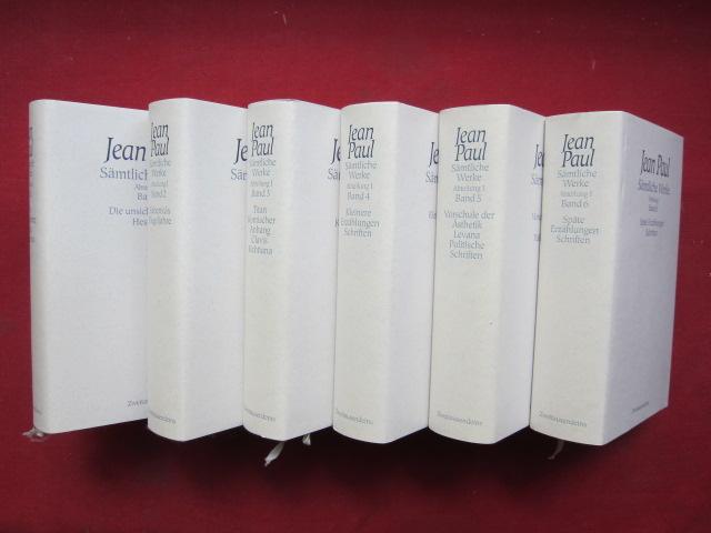 Sämtliche Werke : Abteilung I und II [10 Bände - komplett] EUR