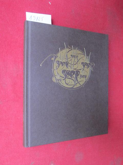 Das Mädchen mit den Goldaugen. Dt. Übertr. von Ernst Hardt. Zeichn. von Marcus Behmer / Jubiläumseditionen [Aufl.: 1200 Ex.] EUR