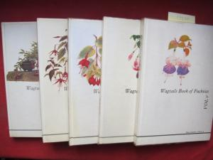 Wagtails Book of Fuchsias. Vol. 1 - 5 (complete) EUR