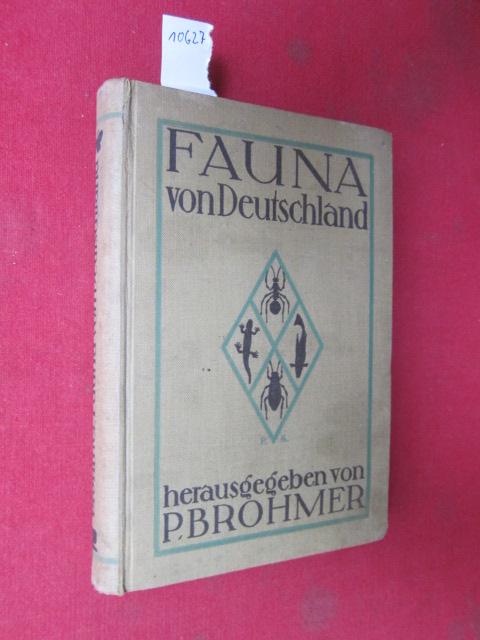 Fauna von Deutschland - Ein Bestimmungsbuch unserer heimischen Tierwelt. EUR