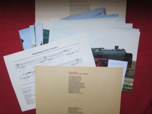 [16] Lokomotiven fotografiert von Gert Schütze. Text: R. Zschech. Zeichn.: W. Dietmann. EUR