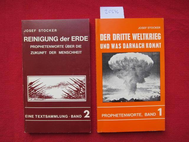 1) Der dritte Weltkrieg und was danach kommt. / 2) Reinigung der Erde : Prophetenworte über die Zukunft der Menschheit. EUR