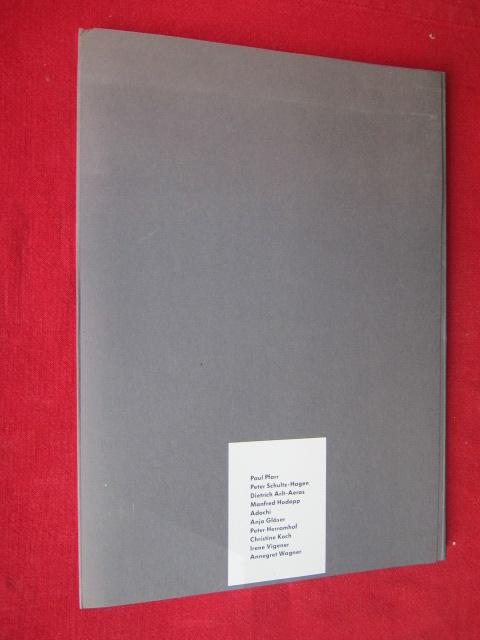 Gemeinschaftsskulptur - Ausstellung vom 11.12.86-11.1.87. EUR
