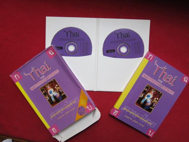 Thai for intermediate learners. [1 book + 2 CD`s] EUR
