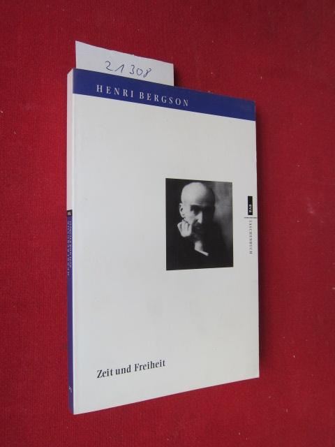 Zeit und Freiheit. eva-Taschenbuch, Bd. 213. EUR