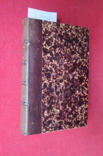 Faust et le second Faust suivis d`un choix de poesies Allemandes traduits par G. d. Nerval. EUR