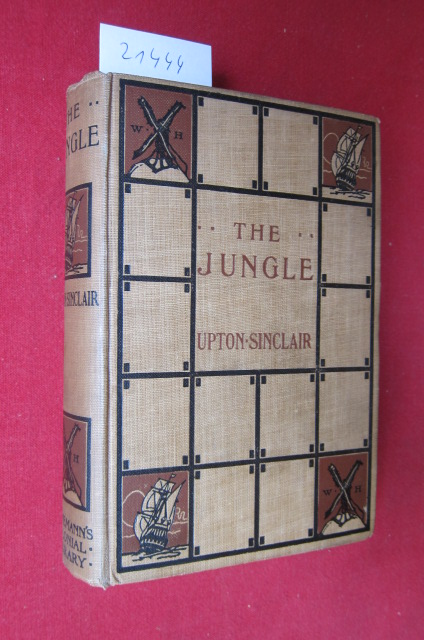 The jungle. Heinemann`s Colonial Library of Popular Fiction. EUR