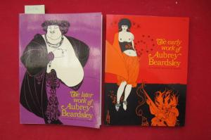 2 Bände: 1) The early work ... / 2) The later work of Aubrey Beardsley. EUR