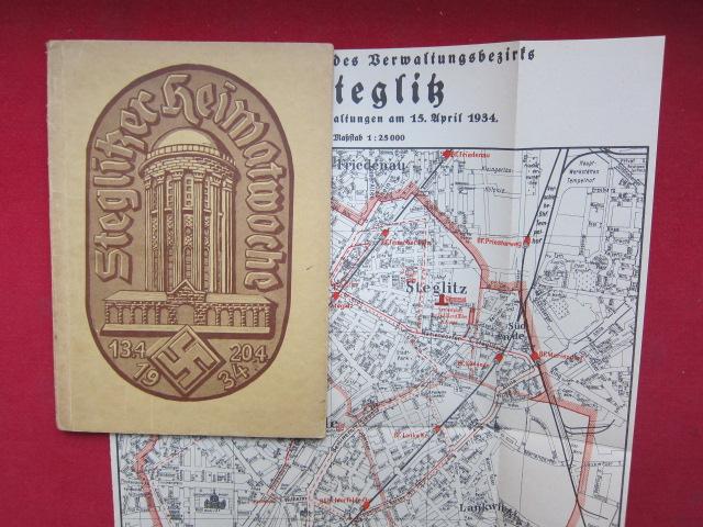 Steglitzer Heimatwoche 1934 - Festschrift . EUR