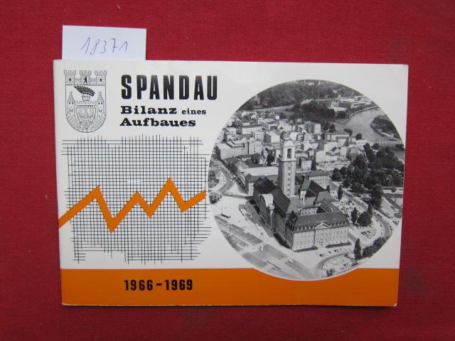 Spandau : Bilanz eines Aufbaues - 1966-1969. EUR