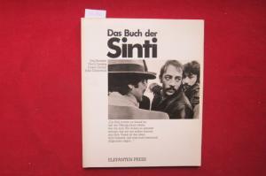 """Das Buch der Sinti : """"... nicht länger stillschweigend das Unrecht hinnehmen!"""". Mit e. Vorw. von Romani Rose. EUR"""