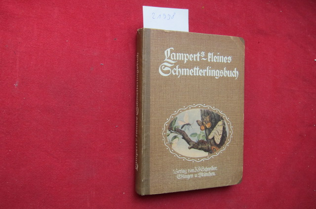 [Lamperts] Kleines Schmetterlingsbuch. EUR