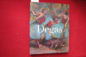Edgar Degas - Das Spätwerk. EUR