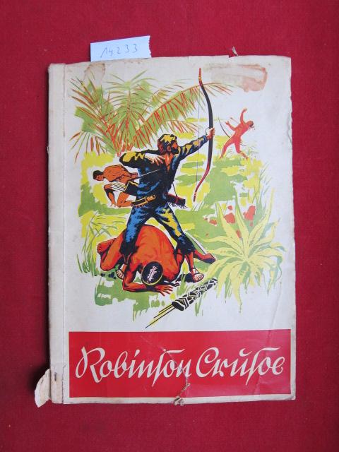 Robinson Crusoe (mit 80 Sammelbildern - vollständig) EUR