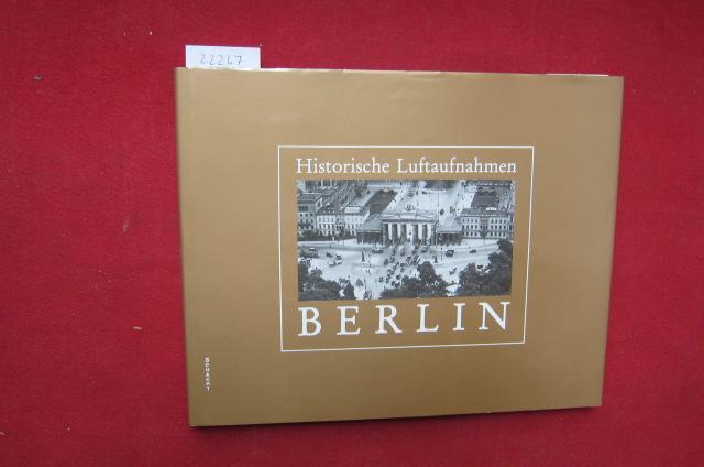 Historische Luftaufnahmen von Berlin. EUR